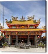 Taoist Temple Canvas Print
