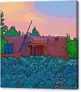 Taos Casita II Canvas Print