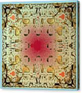 Tapestry Mandelbrot Canvas Print