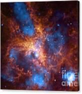 Tarantula Nebula 30 Doradus Canvas Print