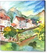 Tarascon Sur Ariege 01 Canvas Print