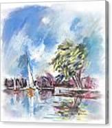 Tarn Et Garonne In France 01 Canvas Print