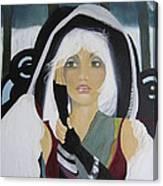 Tatiana Canvas Print