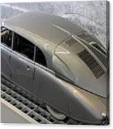 Tatra T 87 Canvas Print