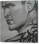 Tattoo Canvas Print