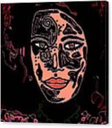 Tattoo Artist Canvas Print