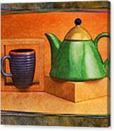 Tea  Canvas Print