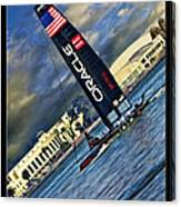 Team Oracle On The Bay Canvas Print