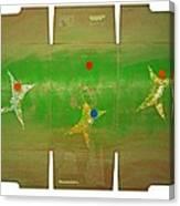 Team Players Canvas Print