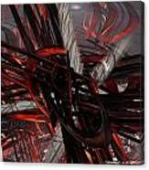 Technic Abstract Fx  Canvas Print
