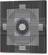Tectural 155 Canvas Print