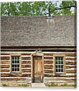 Teddy Roosevelt S Maltese Cross Log Cabin Photograph By