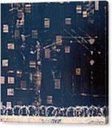 Tenement Canvas Print