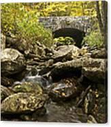 Tennessee Stone Bridge 6062 Canvas Print