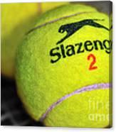 Tennis Balls Canvas Print