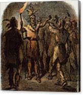 Tenskwatawa (c1768-1834) Canvas Print