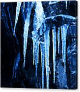 Tentacles Of Ice Canvas Print