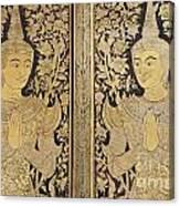 Thai Art Canvas Print