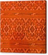 Thai Patterns. Canvas Print