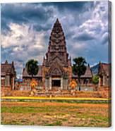 Thai Temple Canvas Print