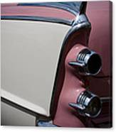 The 1955 Dodge Royal Lancer Sedan Canvas Print