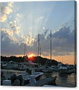 The Ahh Moment Canvas Print