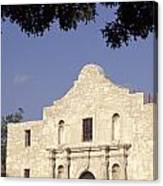 The Alamo San Antonio Texas Canvas Print