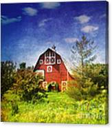 The Amish House Canvas Print