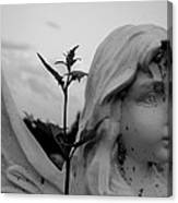 The Angel Canvas Print