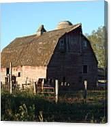The Barn Iv Canvas Print
