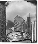 The Bean Chicago Illinois Canvas Print