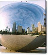 The Bean Canvas Print