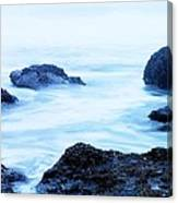 The Beautiful Brine Unsettled Canvas Print