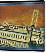 The Belle Of San Francisco Canvas Print