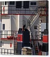 The Bettendorf Canvas Print