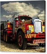 The Big Mack Canvas Print