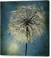 The Blowing Sun Canvas Print