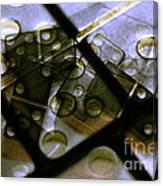 The Bone Pile Canvas Print