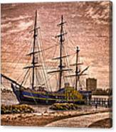 The Bounty Canvas Print