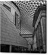 The British Museum I Canvas Print