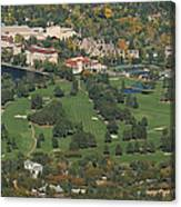 The Broadmoor Canvas Print
