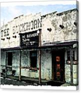 The Buckhorn Saloon Canvas Print
