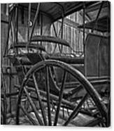 The Buggy Barn Canvas Print