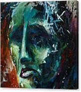 'the Burden' Canvas Print