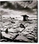 The Burren Canvas Print