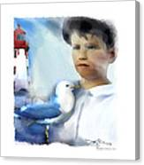 The Calling - Out To Sea Canvas Print