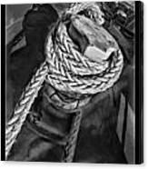 The Captain Knot Canvas Print