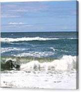 The Captivating Sea Canvas Print