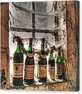 The Cellar Window Canvas Print