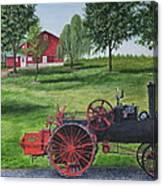 The Clemens Farm Canvas Print